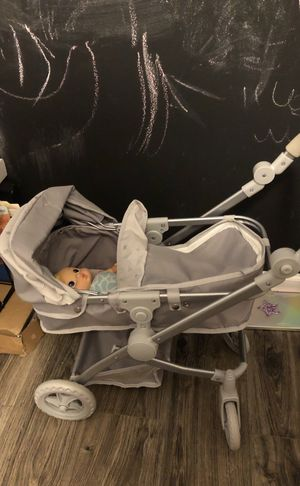 Pottery Barn doll stroller for Sale in Rockville, MD