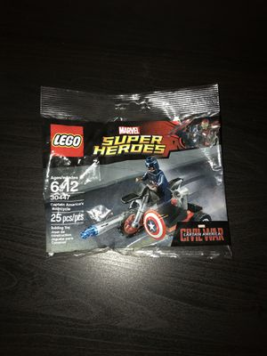 Lego captain America for Sale in Gervais, OR
