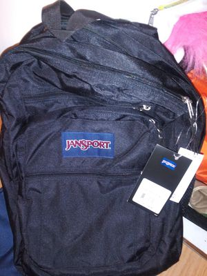 Big backpack JANSPORT BRAND for Sale in Maywood, IL