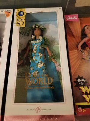 Princess of the Pacific Island Barbie for Sale in Alexandria, VA