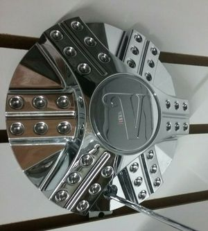 VELOCITY STW-198 Chrome Center Cap Rim Wheel Hubcap Cover Middle Aftermarket ONE for Sale in Phoenix, AZ