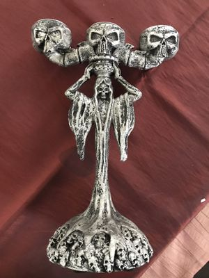 Candelabra candle holders Halloween prop $25 each for Sale in Sierra Madre, CA