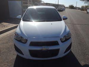2014 Chevy sonic ltz for Sale in Phoenix, AZ
