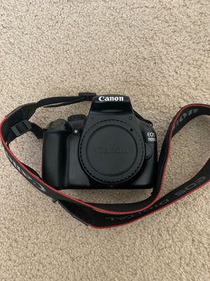 Canon EOS1100D (body only) for Sale in Bothell, WA