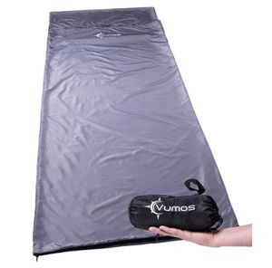 Vumos sleeping bag liner and camping sheet for Sale in Miami Beach, FL