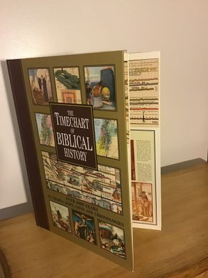 Time chart of biblical history for Sale in Pembroke Park, FL
