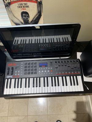 Akai MPk249 midi keyboard for Sale in Houston, TX