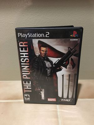 The Punisher PlayStation 2 for Sale in Lynnwood, WA