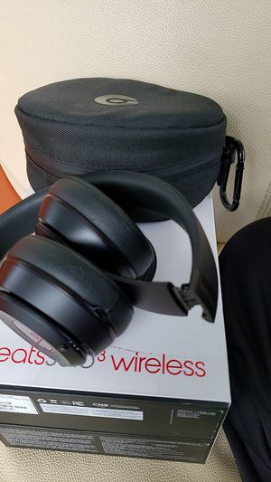 Beats solo 3's for Sale in Baltimore, MD