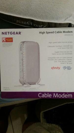Netgear modem and router for Sale in Jupiter, FL