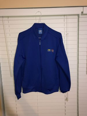 Adidas x Pharrell human race track jacket for Sale in Ashburn, VA