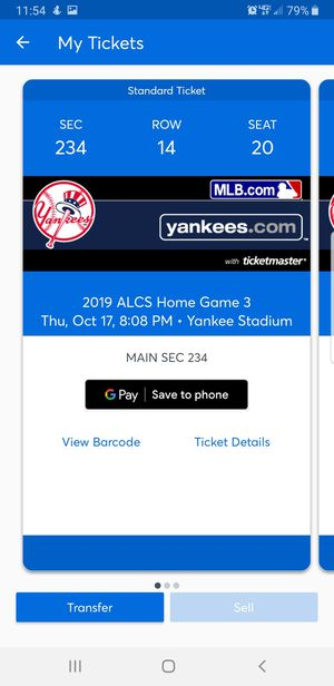 HOUSTON VS YANKEES for Sale in Queens, NY