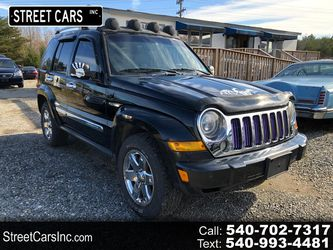 2006 Jeep Liberty for Sale in Fredericksburg,  VA