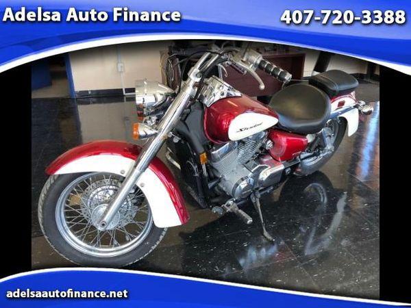 2008 Honda VT750CA