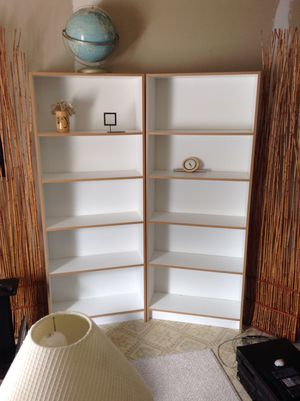 Bookcase white for Sale in Saint Helena, CA