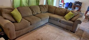 FREE large sectional couch and chair for Sale in Tacoma, WA