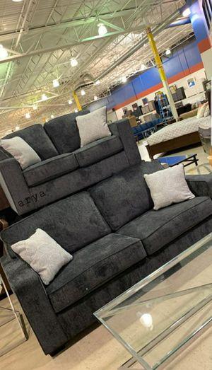 Black friday sale 🎉,Special Altari Slate Livingroom Set for Sale in Laurel, MD