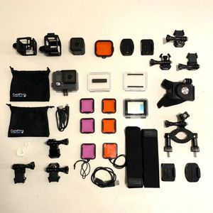 Gopro Hero+ - Gopro Session - Accesories Set for Sale in Miami, FL