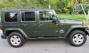 Gorgeous engaging 2007 Jeep Wrangler Unlimited Sahara for Sale in PA, US