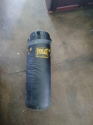 Used punching bag for Sale in Savannah, GA