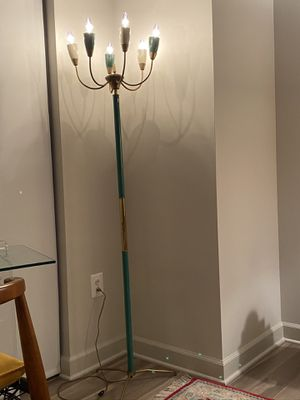 Antique Italian candelabra lamp for Sale in McLean, VA