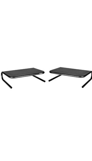 Allsop Metal Computer Monitor Stand- Pewter for Sale in Farmers Branch, TX