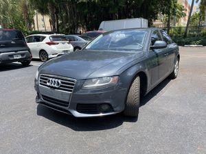 Audi A4 CLEAN TITLE for Sale in North Miami, FL