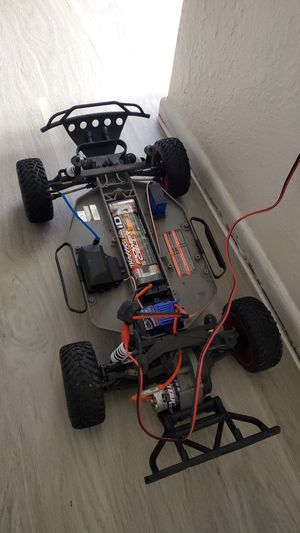 Traxxas LX RCA Car for Sale in Clermont, FL
