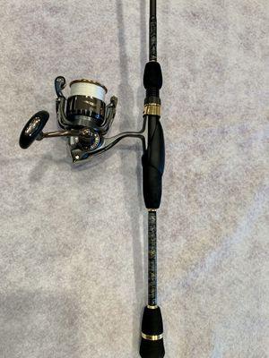 Custom Bass setup Daiwa Steez reel & Phenix Rod for Sale in Chino Hills, CA