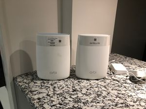 Orbi Router System (Dual) RBR 50 for Sale in Des Plaines, IL