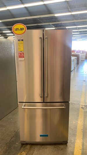 """Kitchen Aide 30"""" French Door Fridge, TAKE IT HOME FOR $60! for Sale in Voorhees Township, NJ"""