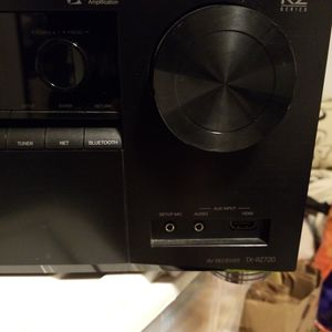 Onkyo Audio Receiver Tx-RZ720 for Sale in Queens, NY