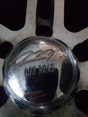20 in Chevy truck rims for Sale in TEMPLE TERR, FL