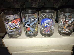 McDonald's Disney glasses for Sale in Halethorpe, MD