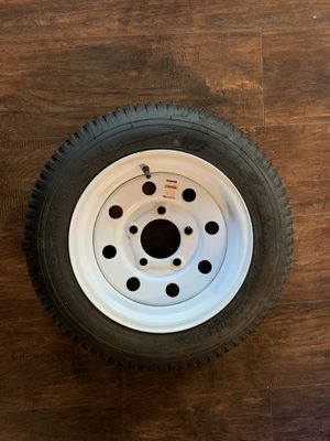 Trailer Tire\Wheel for Sale in Pensacola, FL