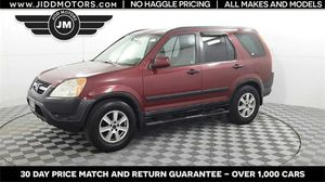 2002 Honda CR-V for Sale in Des Plaines, IL