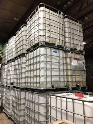 FOOD GRADE 275 gal Tote Tank for Sale in Orlando, FL
