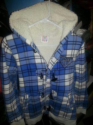 Like new ROXY WOOL HOODY JACKET XL for Sale in Glen Burnie, MD