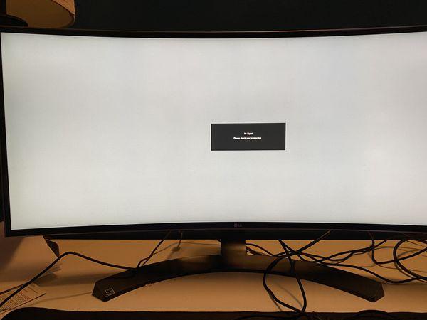 34 inch ultrawide lg monitor 34uc88-b