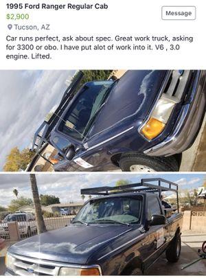 1995 Ford Ranger Regular Cab for Sale in Tucson, AZ