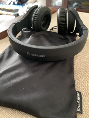 Brookstone headphones Bluetooth for Sale in Los Angeles, CA