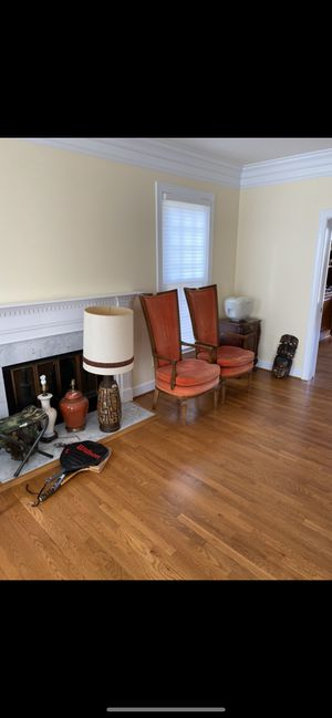 **ESTATE SALE!!!! **POTOMAC MD**Art work/furniture/clothes/glass for Sale in North Potomac, MD