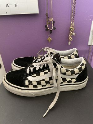 Vans size W7 & M5.5 for Sale in Del Mar, CA