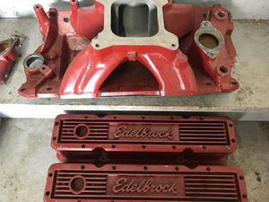 Chevy small block parts for Sale in Commerce City, CO
