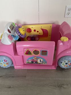 Fisher Price Laugh & Learn Smart Stages Car for Sale in Lincoln,  RI