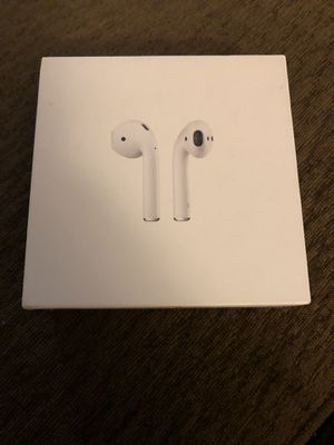 Apple airpods gen 2 for Sale in Grand Prairie, TX