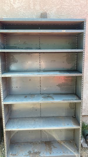 Metal shelves for Sale in Hacienda Heights, CA