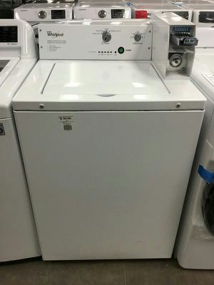 Brand New! Whirlpool Commercial Coin Operated Top Load Washer! for Sale in Chandler, AZ