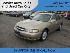 2000 Nissan Altima for Sale in Everett, WA