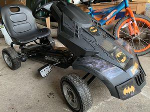 Batman pedal go kart for Sale in Fairfax, VA